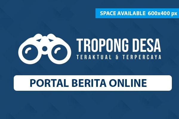 IKLAN SPACE 7 TROPONG DESA